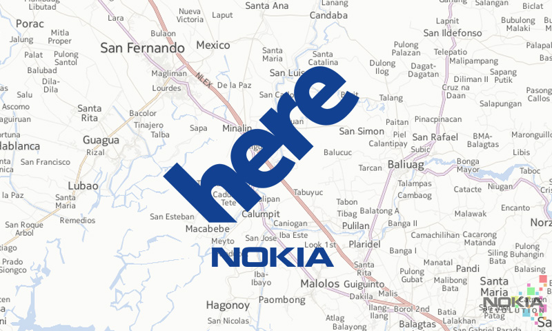 HERE-Nokia