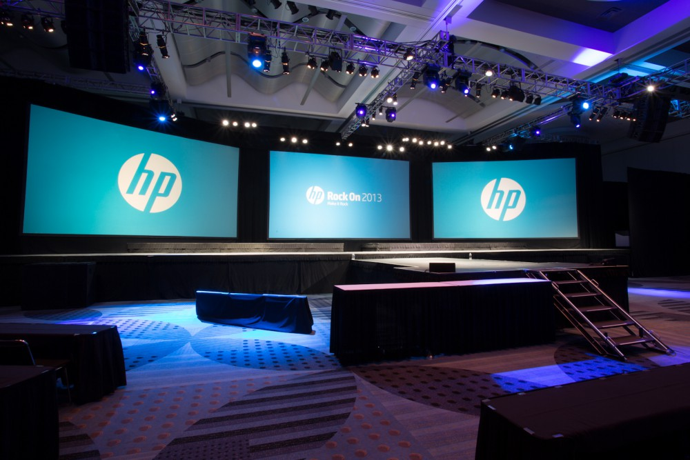 HP event