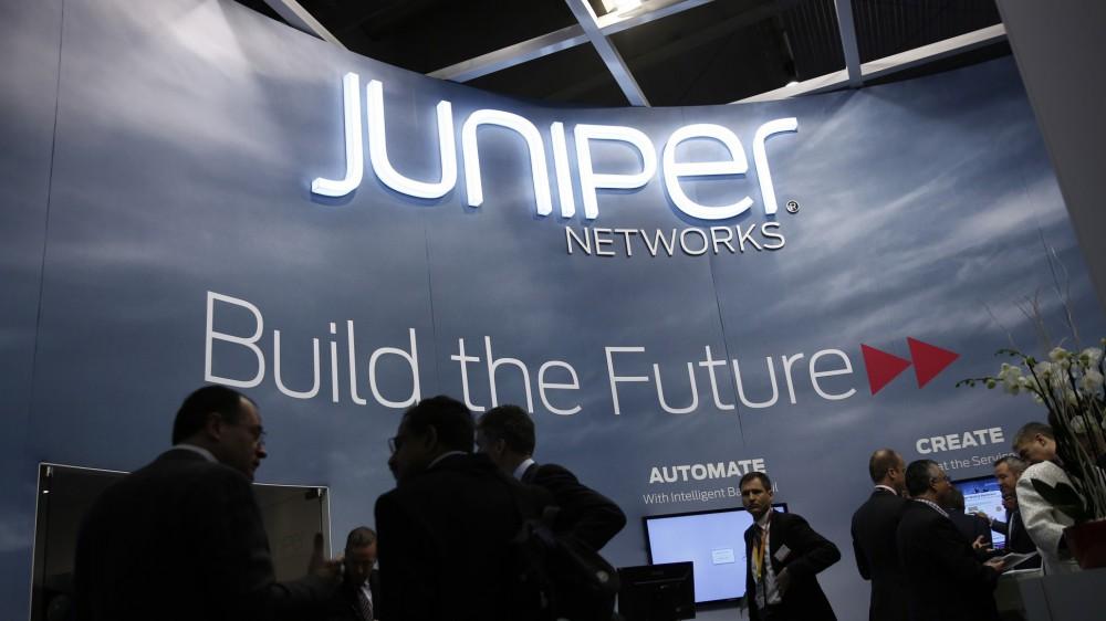 Juniper stand